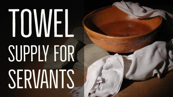 Series: Towel Supply for Servants