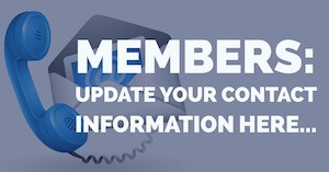Members, update your contact info here...