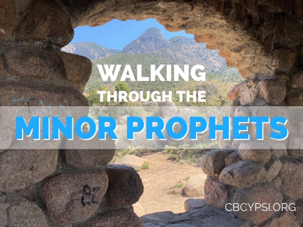 Series: Study of Minor Prophets