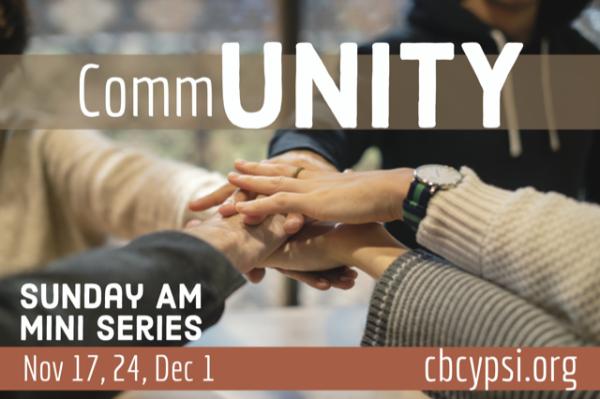Series: CommUNITY